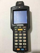 Motorola MC3090 Computer WiFi BT Rotating 1D Barcode Scanner CE 5.00 (R18)