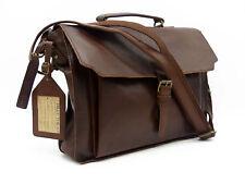 Laptoptasche Ledertasche Messenger Notebooktasche Unisex Billy the Kid vintage
