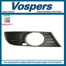 BLACK DEBADGED SPORTS BONNET GRILL FOR SEAT LEON /& TOLEDO 1M 4//1999-2006 MODEL