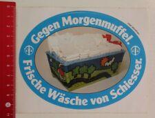 Aufkleber/Sticker: Frische Wäsche von Schiesser (250417118)
