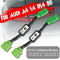 Semi Dynamische Blinker LED Rückleuchten Modul Für Audi A4 S4 RS4 B8