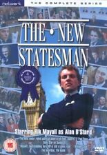 THE NEW STATESMAN 1987-92: Rik Mayall/Alan B'Stard COMPLETE Series R2 DVD not US