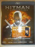 HITMAN FILM IN BLU-RAY NUOVO DA NEGOZIO INCELLOFANATO - COMPRO FUMETTI SHOP