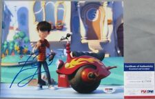 SO COOL!!! Zac Efron Signed THE LORAX 8x10 Photo Ted & Bike PSA/DNA Dr. Seuss