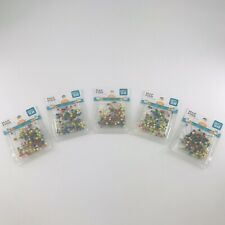 Pen Gear Map Pins 100 Count Lot Of 5