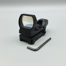 Tactical Red&Green Illuminated Dot Sight-4 Reticle