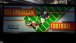 ALL AMERICIAN FOOTBALL by LELAND