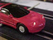 ARTIN 1/43 SLOT CAR (T Top)RED Pontiac Firebird(LAST OF THE BREED) W/Headlights