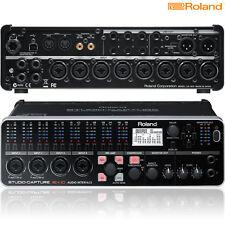 Roland UA-1610 Studio Capture 16x10 USB 2.0 Audio Interface l Authorized Dealer