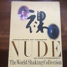 Centuries Of Chinese Nude Photobook