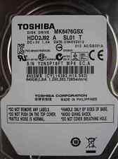 640 gb toshiba mk6476gsx | 23 nov 2012 | hdd2j92 a sl01 t | gs001a discoteca rigido