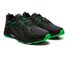 Asics Mens Gel-Venture 7 Trail Running Shoes Trainers Sneakers - Black Sports