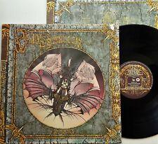 Jon Anderson - Olias Of Sunhillow LP 1976 1st UK Press Double G/Fold Atlantic