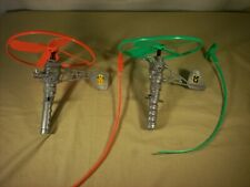 Parts- VINTAGE GI JOE COBRA PULL AIR LEGION HELICOPTERS 1990- Not working