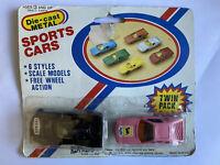 Vintage Playmakers Die-Cast Model Cars 1980's Vintage 1:64 No 469 Carded (774)