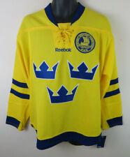 BNWT Sweden Ice Hockey Jersey Sverige Ishockeyskjorta Svenska Tre Kronor S Small