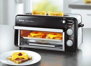 Tefal Toast n´Grill / 2in1 Toaster und Mini-Ofen / Mini-Backofen 🔝