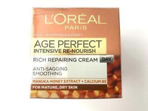 L'Oreal Paris Age Perfect Intensive Re-Nourish Rich Repairing Cream - DAY 50ml