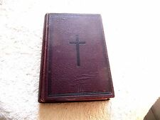 THE BOOK OF COMMON PRAYER THE SACRAMENTS RITES CEREMONIES OF THE CHURCH  1880