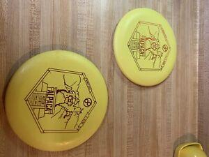 Infinite Discs Alpaca D Blend Pair Lot of 2 175 Grams Used