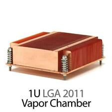 Dynatron R15 1U CPU Cooler w/ Vapor Chamber, Intel LGA 2011, i7, Xeon, Socket R