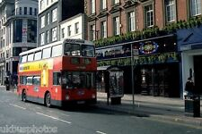 Greater Manchester South 4665 Manchester 1995 Bus Photo