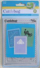 new Cuttlebug PERSIA CUT & EMBOSS 37-1919