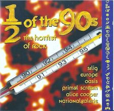 Half of the 90s-cd1: the hottest of rock/CD-da: Sony MUSIC/come nuovo