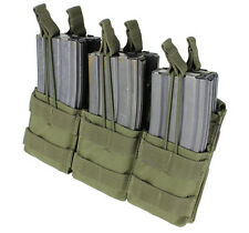 Condor MA44 Triple Stacker Mag Pouch for 5.56 & .233 Rifle - OD Green