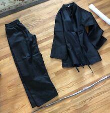 Tigar Claw Karate Uniform Size 2 Black light weight