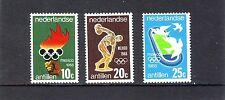 NA NVPH 393-95 Olympische Spelen Mexico 1968 Postfris