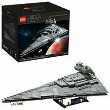 LEGO Star Wars Imperial Star Destroyer 75252 Building Kit 4,784 Pieces 2020