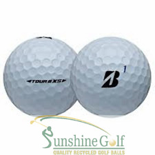 12 Near Mint Bridgestone Tour B XS AAAA Used Golf Balls - FREE SHIPPING