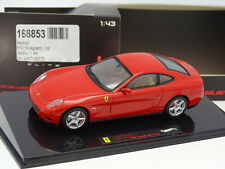 Hot Wheels 1/43 - Ferrari 612 Scaglietti rouge