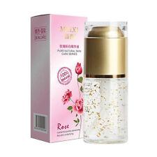 24k Pure Gold Foil Rose Essence Serum Anti-Aging Anti-redness Face Cream