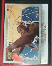 Shaquille O'Neal Behind the Glass First Edition 2007 Upper Deck #BG-SO Nrmt-Mt