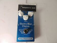 Mad Professor Electric Blue Chorus Effects Pedal Free USA Shipping