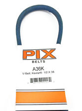 "A36K/4L380K Pix Kevlar Belt Compatible With Murray 585416, 585416MA (1/2"" X 38"")"