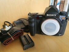 Sony Alpha a850 24.6MP Digital SLR Camera - *SHUTTER COUNT ONLY 3731* Excellent