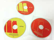 Motown 50 Love Triple Music CD Compilation Album 2009 - DISCS ONLY in Sleeves