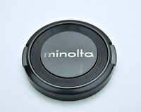 Genuine Minolta MD & MC 55mm Front Lens Cap Snap-On  (#3223)