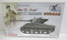 """TANK WW2 SHERMAN M4A3E8 """" Albin F. Irzyk """" - Maquette 1/35eme DRAGON - 6283"""