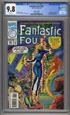 Fantastic Four #387 CGC 9.8 Collectors Edition Prismatic Die-Cut Foil Cover 1994