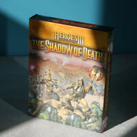 Heroes of Might and Magic III: The Shadow of Death BIG BOX PC SEALED