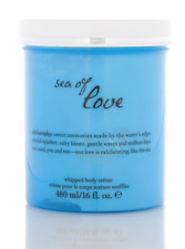 Philosophy Sea of Love Whipped Body Creme Lotion NEW Luxury 16fl oz Limited
