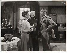 LATE EDWINA BLACK 1951 Geraldine Fitzgerald, Roland Culver 10x8 STILL #65