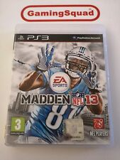 Madden NFL 13 PS3 Playstation, Supplied by Gaming Squad Ltd