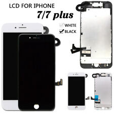 For iPhone 7 7Plus Display LCD Screen Replacement Digitizer Full Assembly+Camera