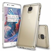 For OnePlus 3 / 3T   Ringke [FUSION] Transparent Shockproof Protective Case