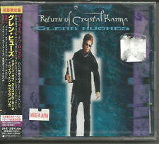Deep Purple GLENN HUGHES Return of Crystal BONUS 6TRX LIVE JAPAN 2 CD &BONUS trk